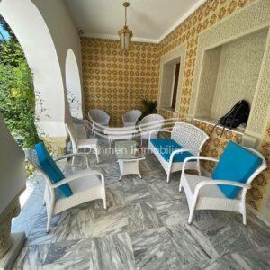 Villa de maître – cente ville – Sousse
