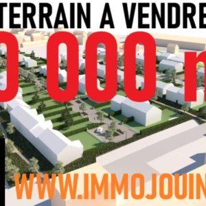 TERRAIN 80 000 m² à Montplaisir