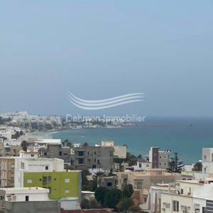Appartement 3 pièces à Hammem Sousse