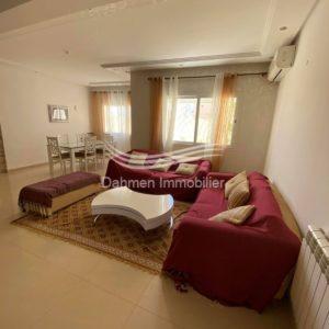 Appartement meublé à Hergla