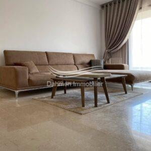 Appartement meublé à Sousse