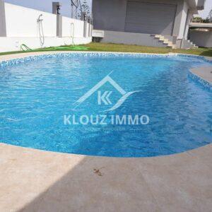 Luxueux Villa à Corniche Bizerte