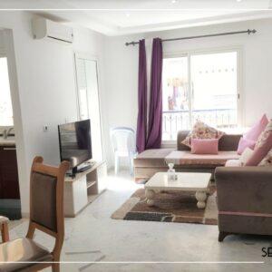 Appartement S+1 meublé à AFH Mrezga, Nabeul