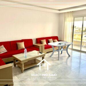 Appartement meublé haut standing, à Cité el Wafa, Mrezga