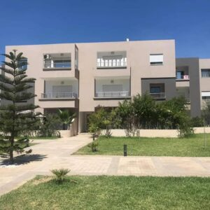 Duplex S4 avec jardin à 2 min de Carrefour La Marsa