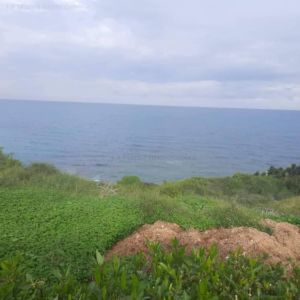 Terrain de 2860m² vue mer à Gammarth Touristique