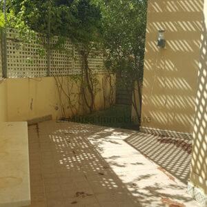 RDC S3 avec jardin au Jardin de Carthage