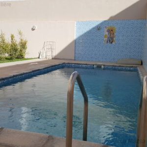Villa S6 avec piscine et jardin au Jardin de Carthage