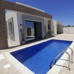 Photo-2 : Villa de luxe avec piscine à H. Souk Djerba