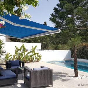 Maison S3 avec piscine et jardin à Sidi Bou Saïd