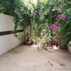 Triplex S3 avec jardin à la Marsa