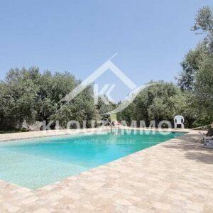 Luxeuse Villa à Cap Zbib Bizerte