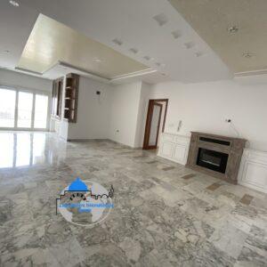 Luxueux appartement S+4 du 220 m² situé à Khezama Est-sousse