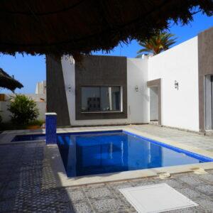 Superbe villa avec piscine à Midoun Djerba