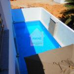 Photo-33 : Villa neuve 5 pièces avec piscine et garage à Djerba
