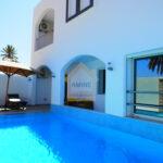 Photo-42 : Villa neuve 5 pièces avec piscine et garage à Djerba