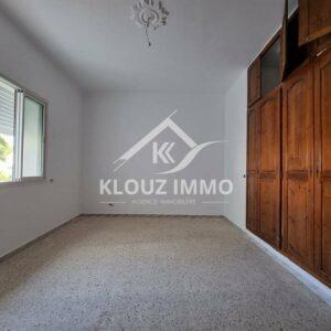 Appartement S+2 à Bhira Bizerte