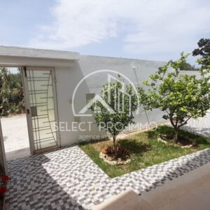 Villa de 220m² à Jinen Béni Khiar, Nabeul