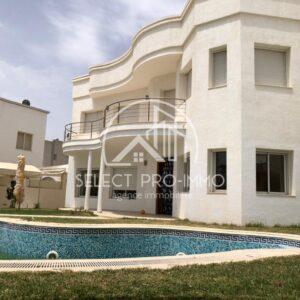 Villa à Beni Khiar