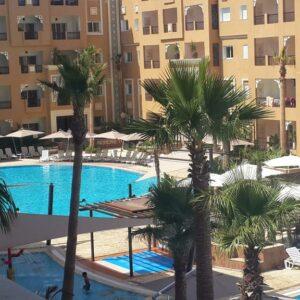 Appartement à résidence Folla Aqua Resort à chott Meriem