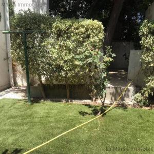 Étage de villa S3 avec jardin à Carthage Dermeche
