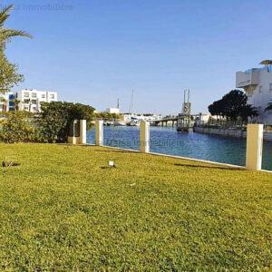 Villa S4 vue mer à Hammamet
