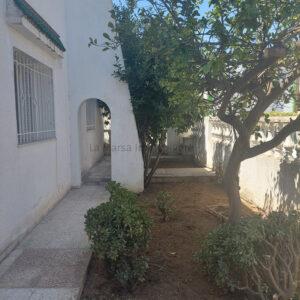 Villa S6 avec jardin à Cité des Juges