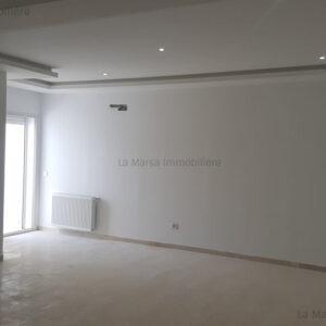 Appartement S3 neuf à Gammarth
