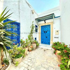 Belle maison S2 meublée à Sidi Bou Saïd