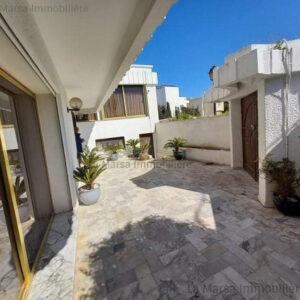 Villa S4 vue mer à Carthage