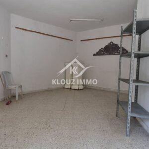 Local Commerciale à Bhira Bizerte