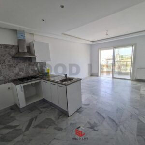 Appartement S+1 à La Soukra