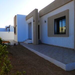 Superbe villa en zone urbaine à Djerba H.Souk
