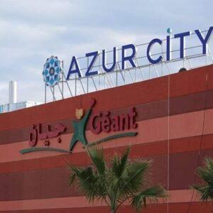Local commercial à Azur City