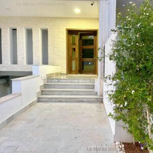 Appartement S2 meublé à Marsa Saf-Saf