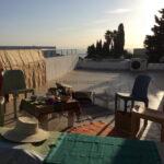 Photo-3 : Appartement S1 meublé vue mer à Carthage