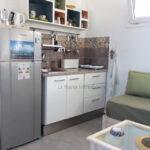 Photo-5 : Appartement S1 meublé vue mer à Carthage