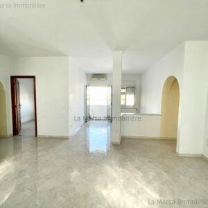 Appartement S3 à La Marsa Lahwech