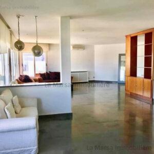 Appartement S2 à usage bureautique ou habitation à Mutuelleville