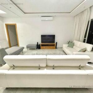 Luxueux appartement S3 à 2 min du Lycée Cailloux, La Marsa