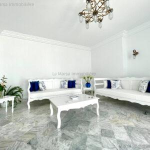 Duplex S3 meublé à Sidi Bou Saïd