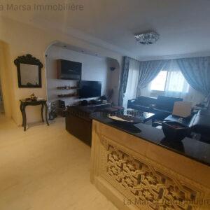 Bel appartement S2 à Ain Zaghouan Ouahat