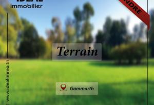 Terrain de 614 m² à Gammarth Supérieur