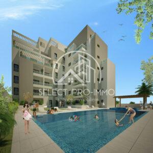 Appartement s+2 au rez-de-chaussée à Cité el Wafa