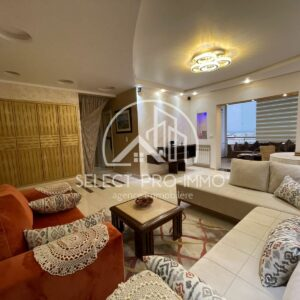 Appartement S+3 de 157m² à AFH Mrezga