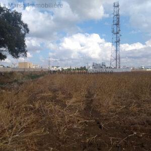 Terrain de 1426m² à Soliman