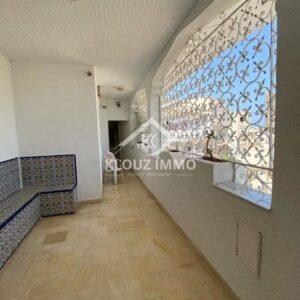 Villa sur 3 niveaux à Cité Hana Bizerte