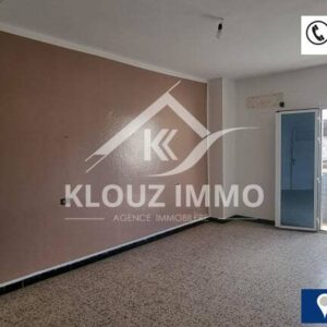 Appartement s+3 en plein centre ville Bizerte