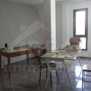Bureau de 48.6 m² à El Menzah 5