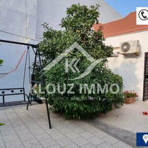 Maison s+2 à Corniche Bizerte